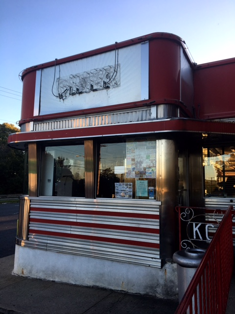 Key City diner phillipsburg