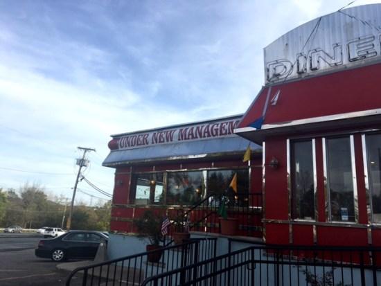 Red Rose diner Phillipsburg