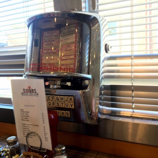 Toast City Diner Red Bank