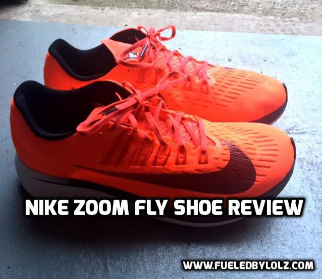 Nike Voom fly red