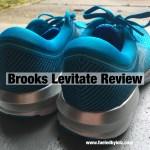 Brooks Levitate Shoe Review