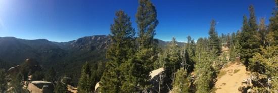 Grey Back Peak Trail