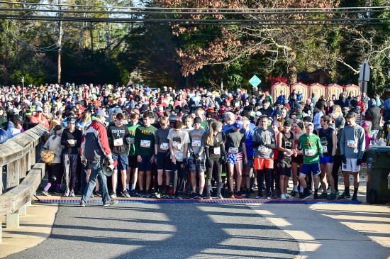 Medford Lakes Colony Turkey Trot 5K