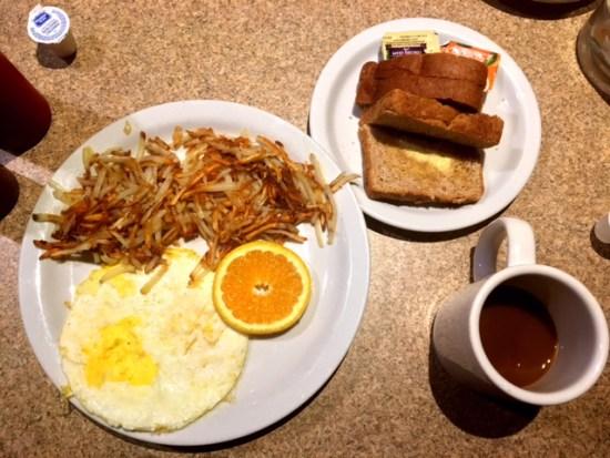 thunderbird cafe mount carmel junction utah breakfast