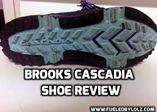 brooks cascadia 12 shoe review
