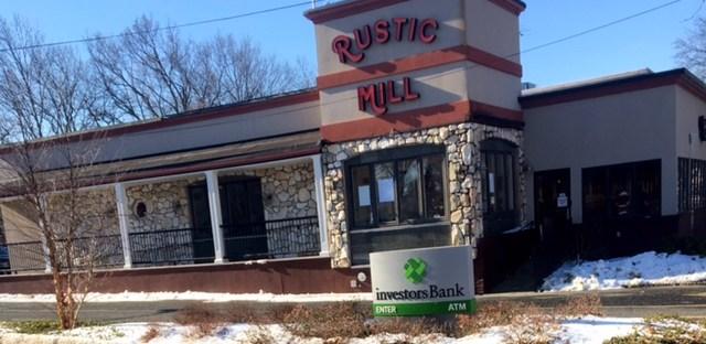 Rustic mill diner cranford