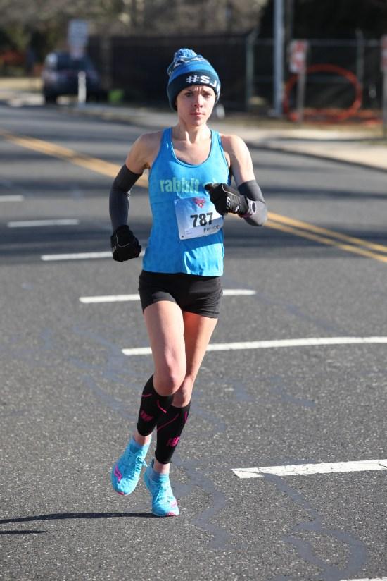frostbite 5 miler me running