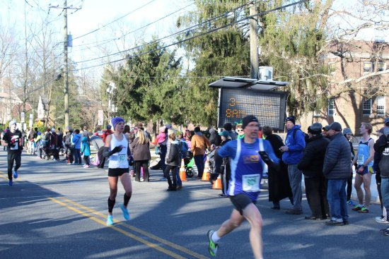 me running adrenaline 5k haddonfield nj