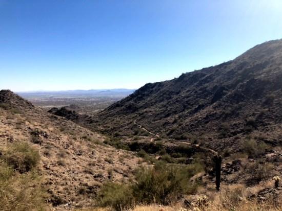 Mesquite trail phoenix arizona