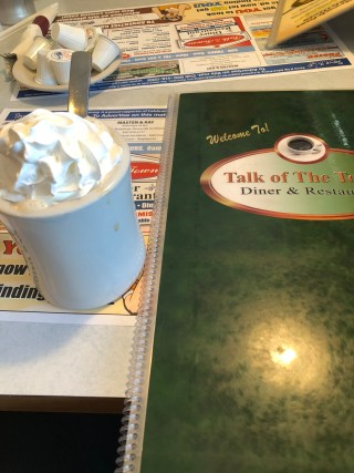 talk of the towne diner salem county
