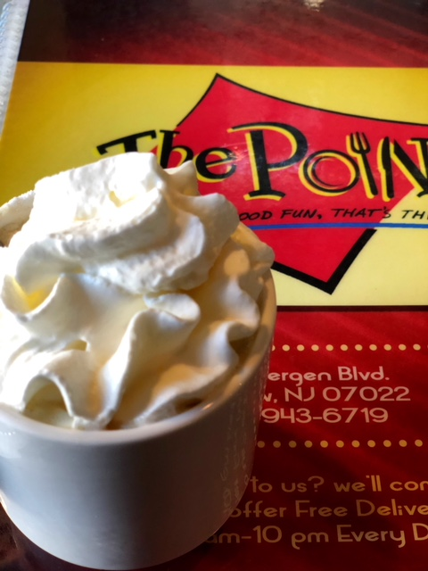 the point diner fairview nj