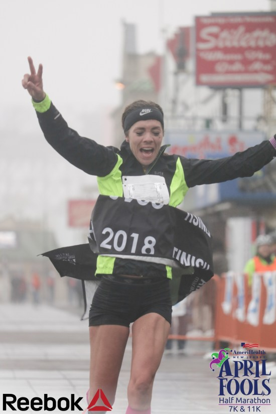 me april fools half marathon atlantic city running