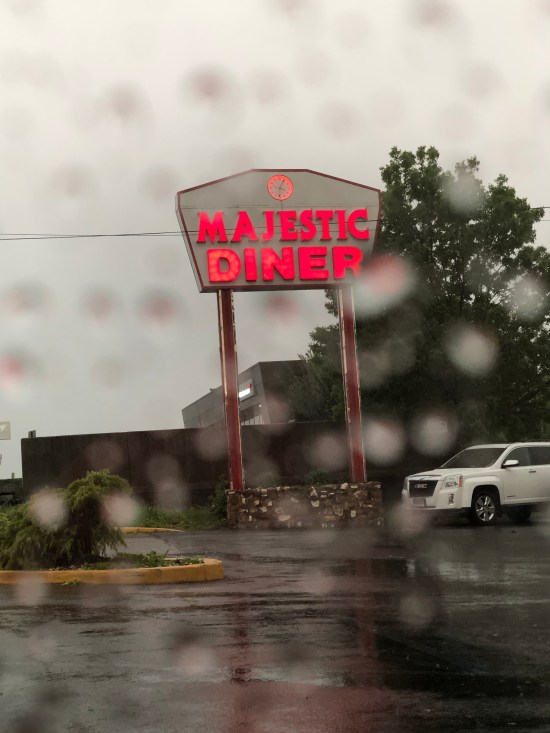 Majestic diner ramsey nj