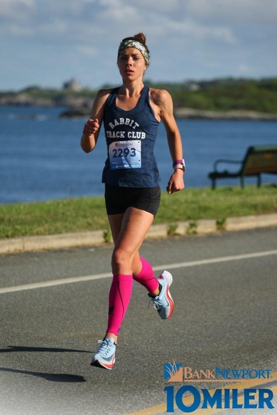 me running newport 10k