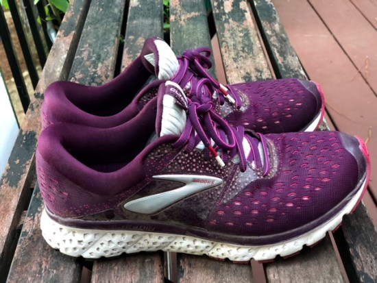 Brooks Glycerin 16 Shoe Review