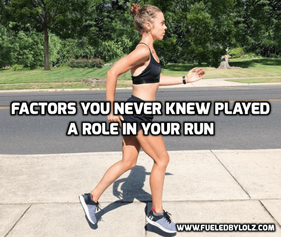 Factors You Never Knew Played a Role in Your Running Shoes