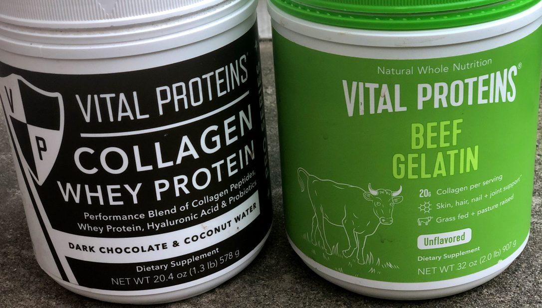 Vital proteins collagen gelatin