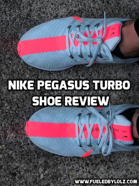 Nike Pegasus Turbo Shoe Review