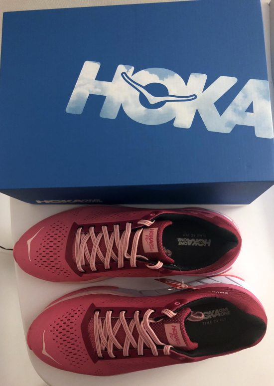 Hoka one one cavu shoe review