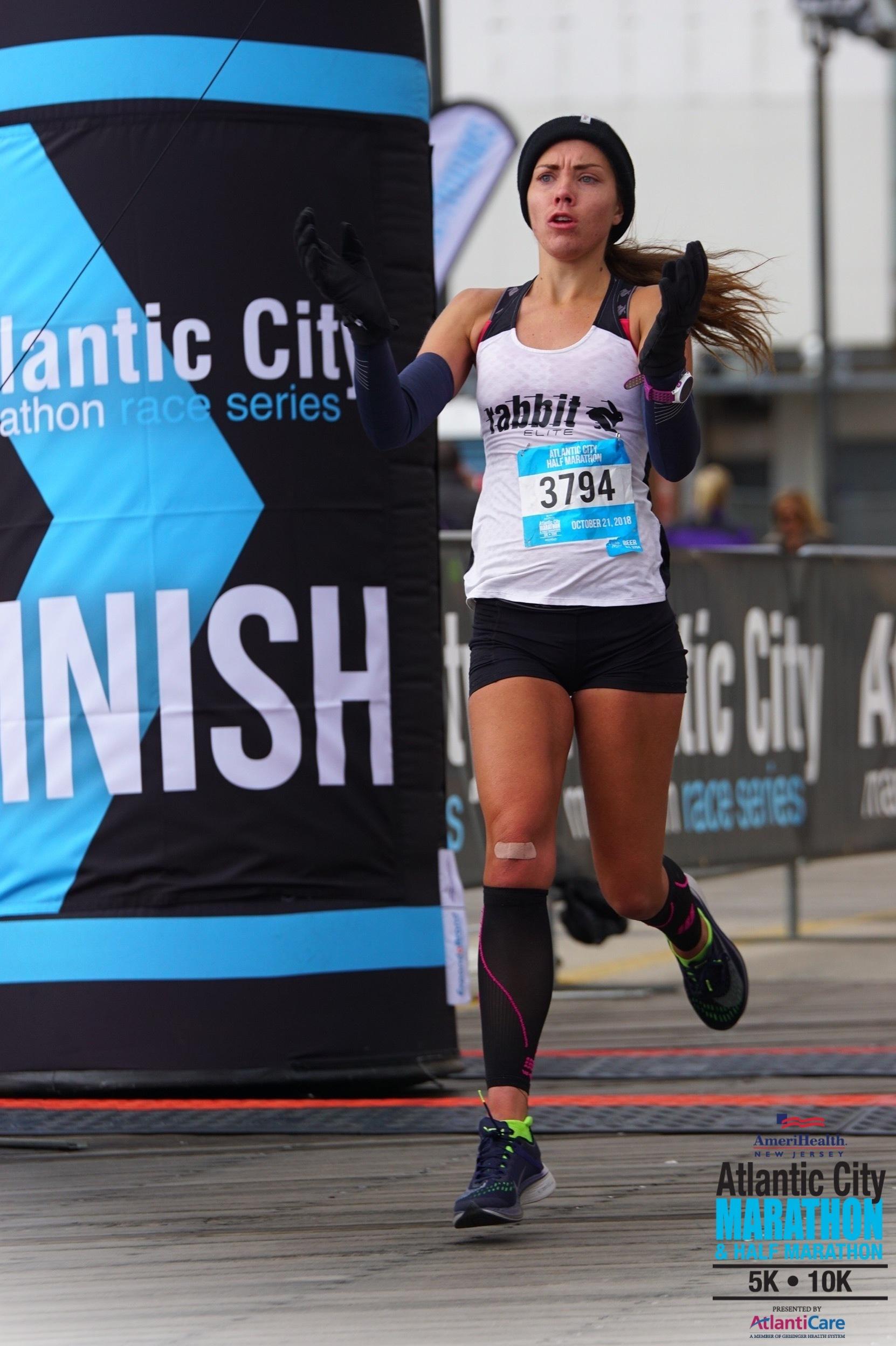 atlantic city half marathon me running e29388dfc3c