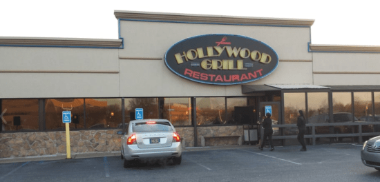 Hollywood grill wilmington
