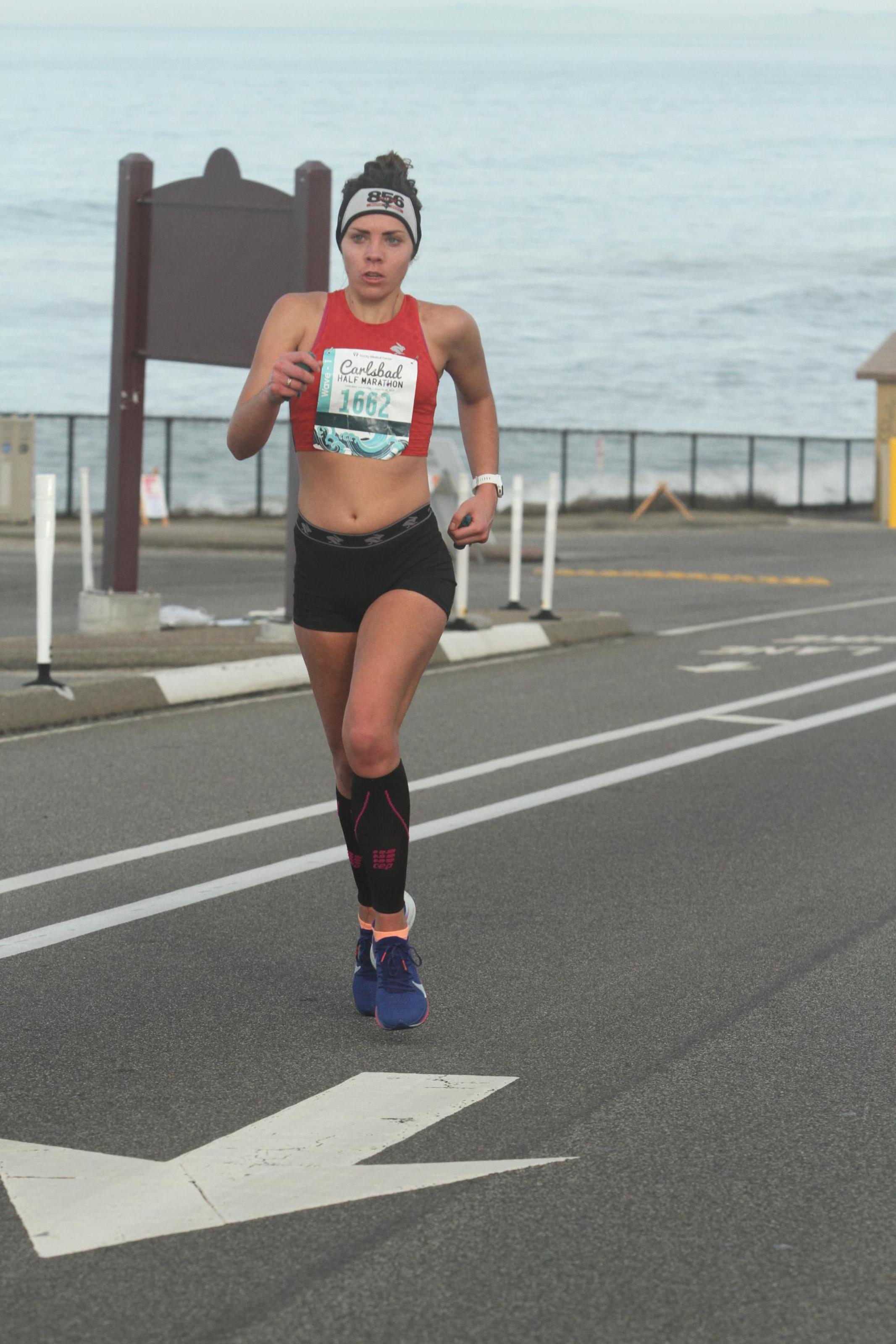 Carlsbad Half Marathon (1 29.47) FueledByLOLZ f34ed5e4e35