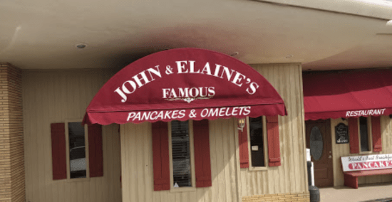 John and Elaines Diner Point Pleasant
