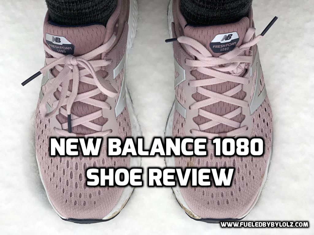 New Balance 1080v9 Shoe Review
