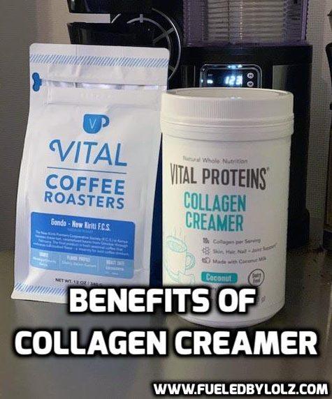 vital proteins collagen creamer