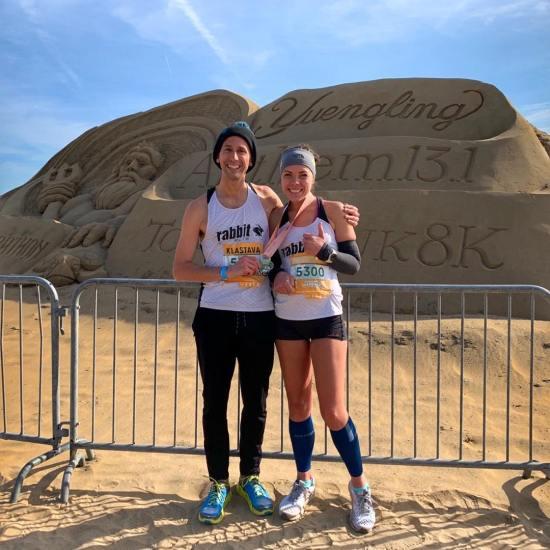 Yuengling Shamrock Half Marathon Virginia Beach