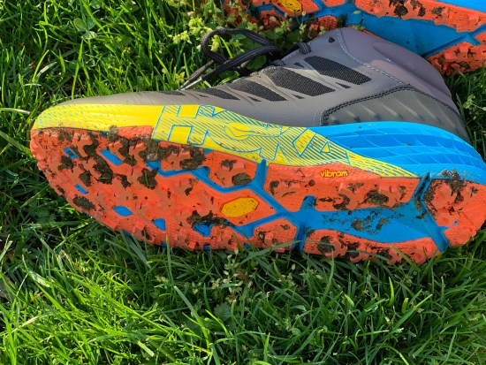 Hoka One One Speedgoat Midi Shoe Review