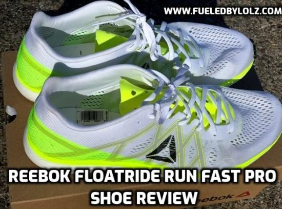Reebok Floatride Run Fast Pro Shoe Review