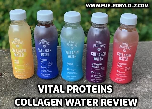 Vital Protein Collagen Water Review