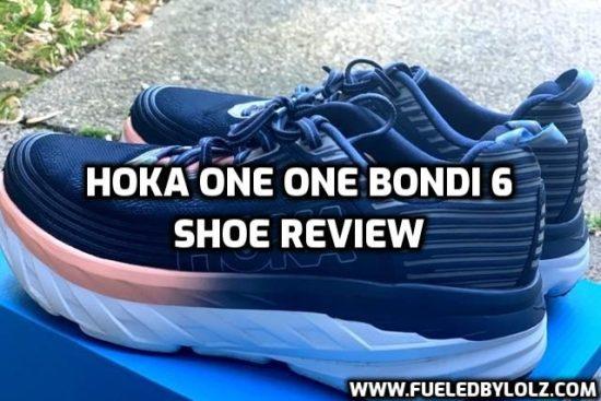 Hoka One One Bondi 6 Shoe Review