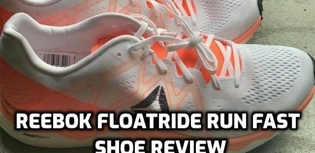 Reebok Floatride Run Fast shoe review