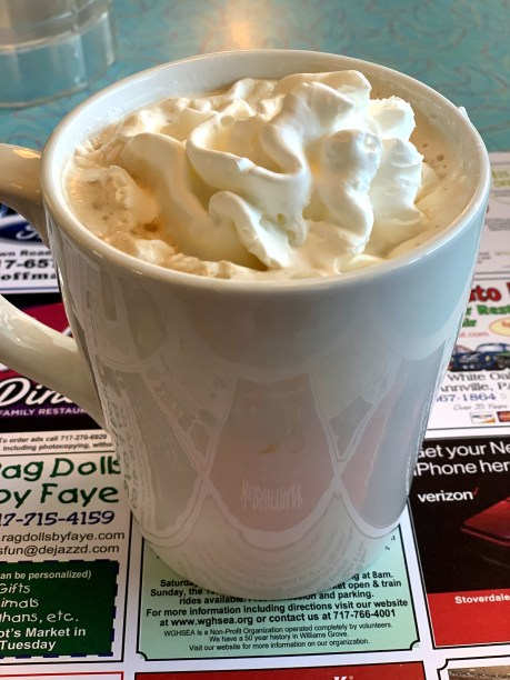Soda Jerk Diner (Hummelstown, PA) coffee