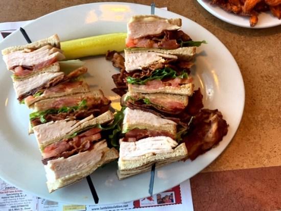 Lyndon Diner (York, PA) BLT
