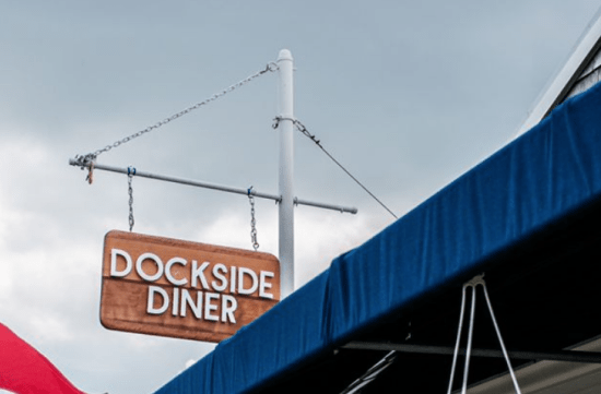 Dockside Diner Long Beach Island