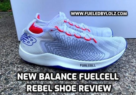 New Balance FuelCell Rebel Shoe Review