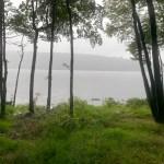 Hiking Splitrock Reservoir