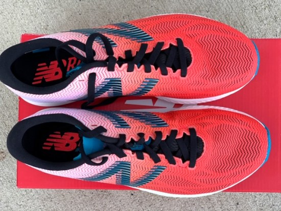 New Balance 1400v6 Shoe Review
