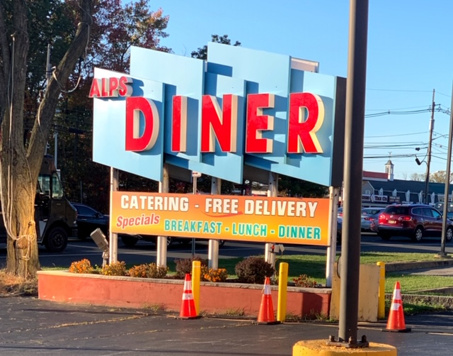 Alps Diner wayne nj