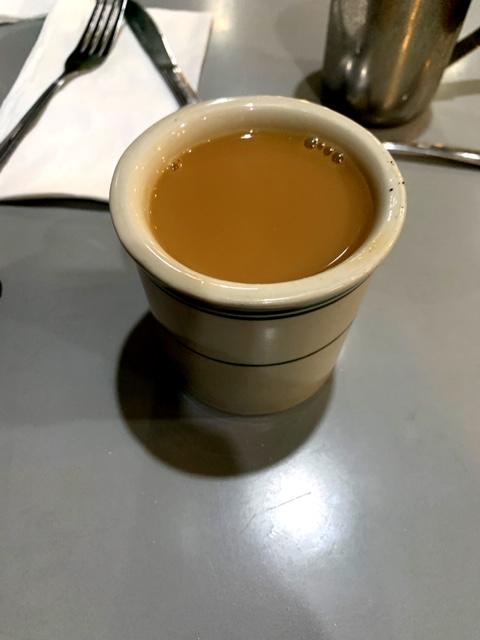 Pearl Street Diner (Manhatten) coffee