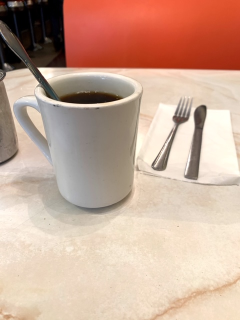 Spa Diner (Hoboken) coffee