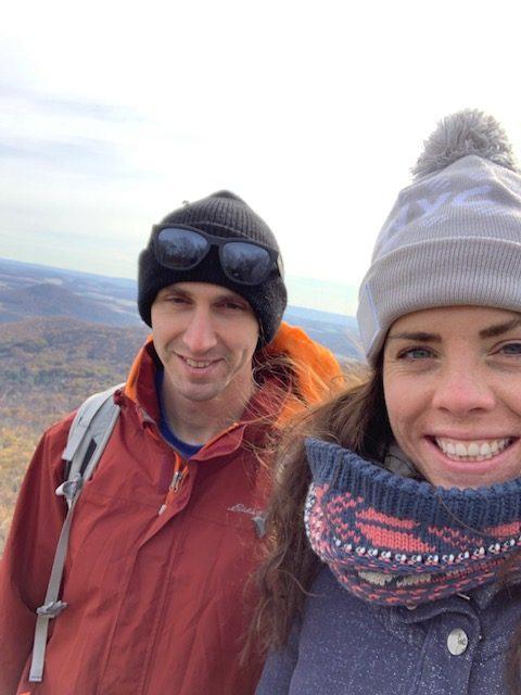Hiking the Pulpit Rock-Pinnacle Loop