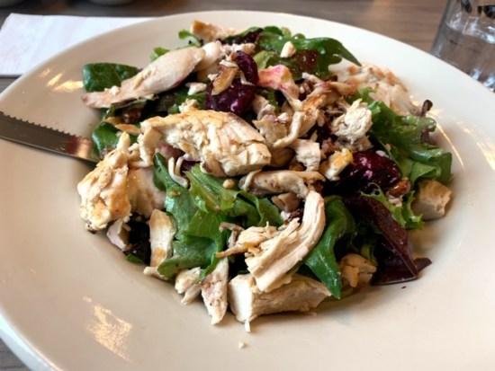 Olgas Diner Marlton salad