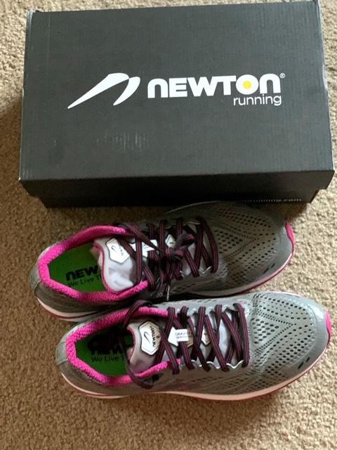 Newton Gravity 8 Shoe Review - FueledByLOLZ