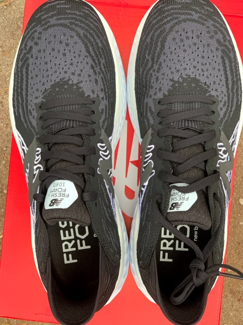 New Balance 1080 v10 Shoe Review