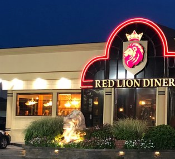 Red Lion Diner Southampton NJ