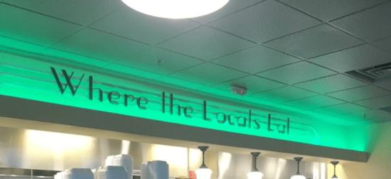 The metro diner east brunswick